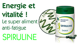 Spiruline : Le super aliment anti-fatigue